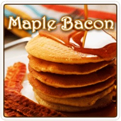 Maple Bacon Flavored Coffee 8 Ounce (Ground)