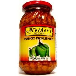 Mother's Recipe Mango Pickle  1.1lb (Mild)