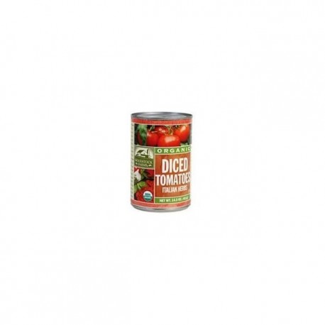 Woodstock Organic Diced Tomatoes 14.5 OZ,
