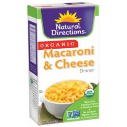 Organic Macaroni & Cheese