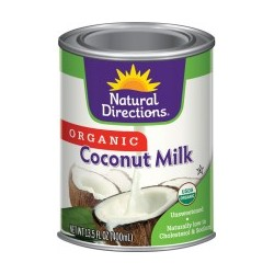 Organic Coconut Milk By Natural Directions