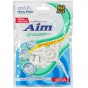 3 Packages of Aim Precision Floss Picks, 60-ct. Packs