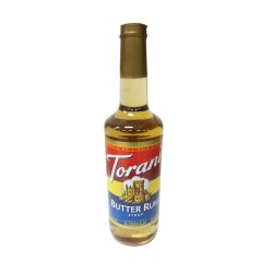 Torani Butter Rum Syrup 750mL