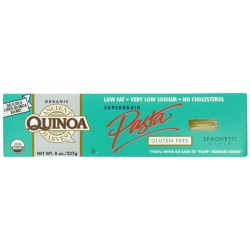 Ancient Harvest Quinoa Wheat Free Spaghetti 8 Ounce (Pack of 3)