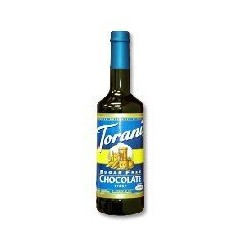 Torani Sugar Free Chocolate Syrup with Splenda, 750mL