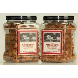 Anderson Bakery Peanut Butter Nuggets Pretzel, 24-oz