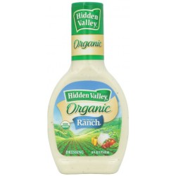 2 Bottles of Hidden Valley Original Ranch Dressing - Organic - 16 Ounce