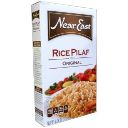 2 Boxes of Near East, Rice Pilaf, Original, 6.09 oz Each