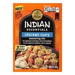 3 Packs of Indian Essentials Seasoning Mix, Chicken Curry, 1.06 Ounce