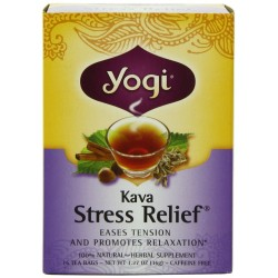 Yogi Tea - Kava Stress Relief 16 bag