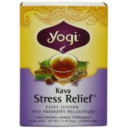 Yogi Tea - Kava Stress Relief 16 bag