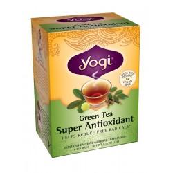 Yogi Super Antioxidant Green Tea, 16 Tea Bags