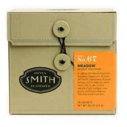 Smith Tea, Herbal Meadow, 15-Count
