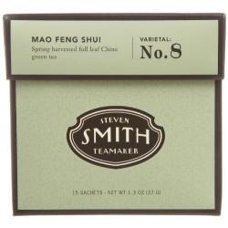 Smith Tea, Mao Feng Shui Green, 15-Count