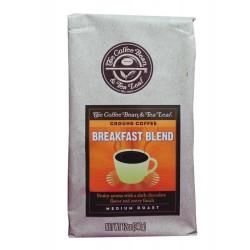 The Coffee Bean & Tea Leaf Ground Coffee Breakfast Blend 12 oz