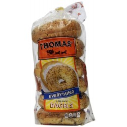 Thomas' Everything Bagel - 6 Count