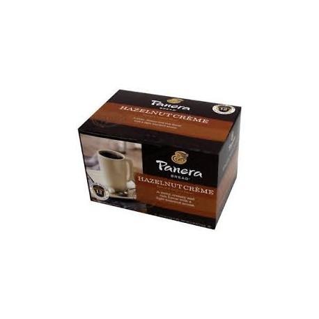 Panera Bread Coffee, Hazelnut Creme, 12 Count K-Cups