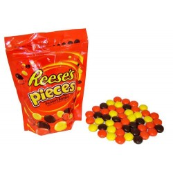 Reese's Pieces Peanut Butter Candies, 10.5-Ounce Pouches