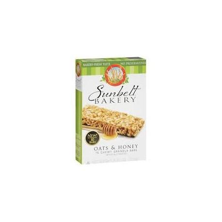 Sunbelt Bakery: Oats & Honey Chewy Granola Bars