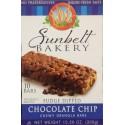 Sunbelt Bakery: Fudge Dipped Chocolate Chip Granola Bars 10 Ct