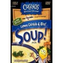 Cugino's Gourmet Foods, Ridiculously Delicious Soups, Lemon Chicken & Rice, 7 oz Pouch