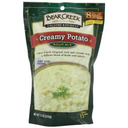 Bear Creek Country Kitchens Creamy Potato Soup Mix, 11.0 Ounce