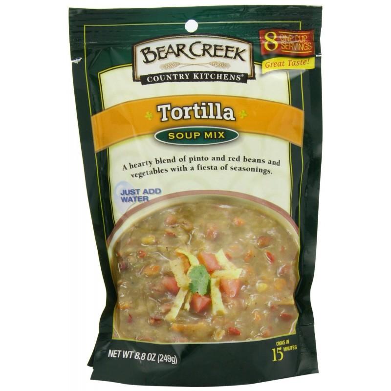 Bear Creek Country Kitchens Tortilla Soup Mix, 8.8 OZ