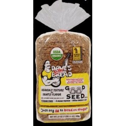 Dave's Killer Bread - Good Seed Bread - 2 loaves - USDA Organic