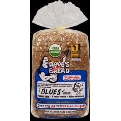 Dave's Killer Bread - Blues Bread - 2 loaves - USDA Organic