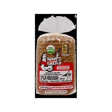 Dave's Killer Bread - Powerseed Bread - 2 loaves - USDA Organic