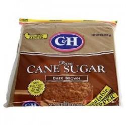 C&H, Cane Sugar, Dark Brown, 2 lb Bag
