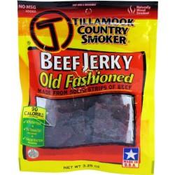 Tillamook Old Fashioned Jerky, 3.25-Ounce