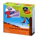 Clif Kid Organic ZBar Protein Peanut Butter Chocolate - 5 CT