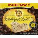 Post, Honey Bunches of Oats, Breakfast Biscuits, Chocolate Chip 1.76 Oz,  8.8 Oz. Box