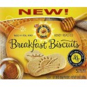 Honey Bunches of Oats Honey Roasted Breakfast Biscuits