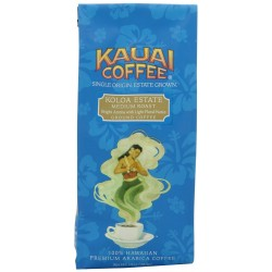 Kauai Coffee, Koloa Estate Medium Roast, Ground Coffee, 10 oz Bag (Pack of 2)