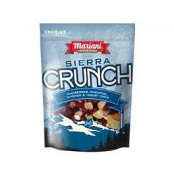 Mariani, Crunch, Dried Mixed Fruit Trail Mixes, Sierra Crunch 12 OZ Bag