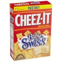 Cheez It Baby Swiss Crackers, 12.4-Ounce Boxes