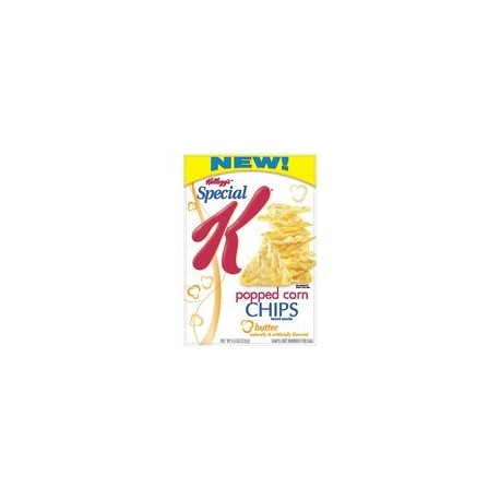 Kellogg's Special K Butter Popped Corn Chips