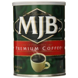 MJB Coffee Premium Ground, 33.9 Ounce