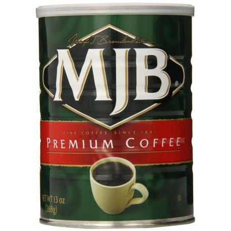 MJB Coffee Premium Ground, 33.9 Ounce