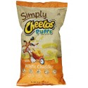 Natural Cheetos White Cheddar Cheese Puffs, 8 Ounce