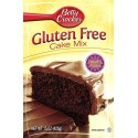 Betty Crocker's Gluten Free Devil's Food Cake Mix, 15 OZ