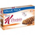 Kellogg's Special Protain Satisfies Hunger Longer Chocolate Peanut Butter 19 Oz
