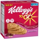 Kelloggs To Go Cereal in a Biscuit Oatmeal Raisin - 5 CT
