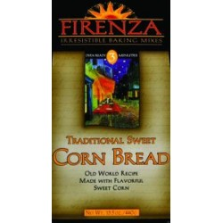 Firenza Traditional Corn Bread mix, 15.5