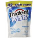 Trident White Peppermint Bag, 180-Count