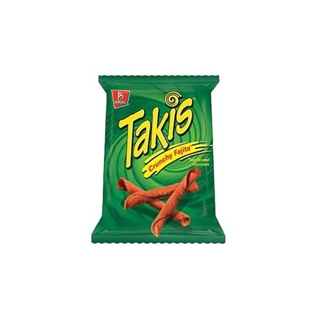 Barcel Takis Crunchy Fajita 4 Oz