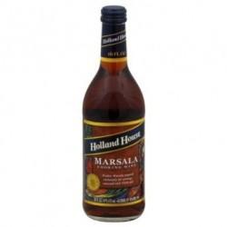 Holland House, Cook Wine Marsala, 16 Oz