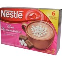 Nestle, Hot Cocoa Mix, Mini Marshmallows, 6-Servings, 4.27 oz Box (Pack of 4)